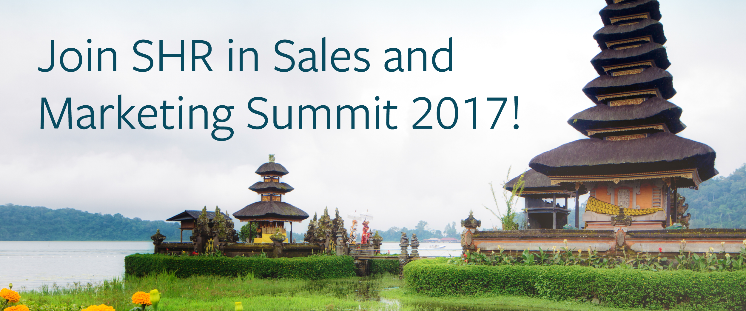 sales marketing summit